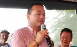 Jorge Estévez, alcalde de Añasco (Archivo).