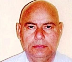 El exteniente de la Policía, Santiago Montalvo Acevedo (Archivo).
