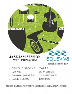 Aquaviva Jazz Session