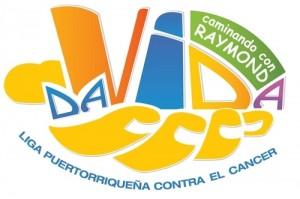 Logo oficial de la Caminata de Raymond Arrieta (Archivo).