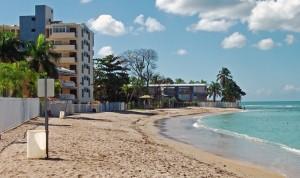 Playa Tres Tubos de Cabo Rojo (Archivo).