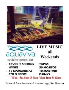 aquaviva weekend 2