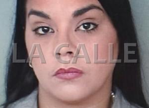 Foto de la ficha de Tamara Flores Valentín (Suministrada Policía).