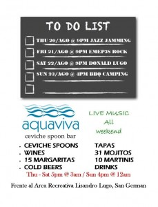 aquaviva weekend agosto 20-13