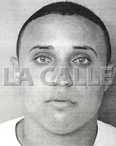 Foto de la ficha de Daniel Vélez Vélez (Suministrada Policía).
