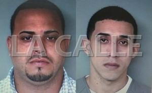 Fotos de las fichas de Joel Valentín Ruiz y del confinado William Melendez Alicea (Suministradas Policía).