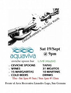aquaviva sabado 19 sept