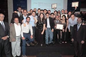 Estudiantes del RUM galardonados en Brasil (Suministrada).