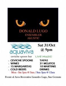 aquaviva hallowen 10-31-15