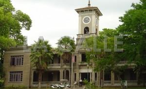 Edificio José De Diego, que alberga las oficinas del Rector del RUM (Archivo).