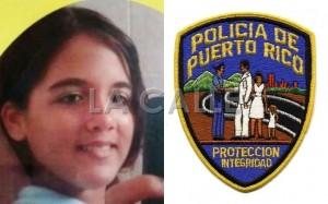 La jovencita Zoryliz Matos Morales estuvo desaparecida desde el 30 de octubre (Suministrada Policía).