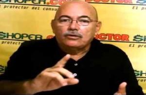 """Profesor Gilberto Arvelo, """"Doctor Shoper"""" (Cáptura de pantalla)."""