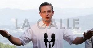 El gobernador Alejandro García Padilla desiste de correr para la reelección (Archivo).