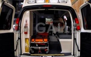Los perjudicados fueron llevados al Centro Médico de Mayagüez (Archivo).