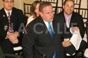 "Representante Angel ""Gary"" Rodríguez Miranda (Archivo)."