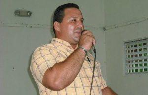 El líder sindical Iván Vargas Muñiz (Archivo).