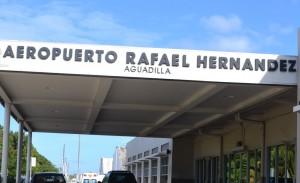 La FAA hizo señalamientos graves sobre la seguridad en el aeropuerto de Aguadilla (Archivo).