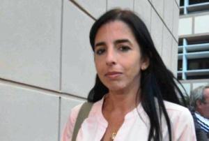 Ana Cacho, madre del niño Lorenzo González Cacho (Archivo Internet).