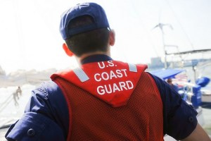 Personal de la Guardia Costera repatrió a los indocumentados (Archivo).