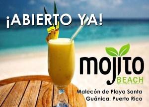 mojito beach abierto ya