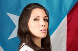 Alexandra Lúgaro, candidata independiente a la gobernación (Archivo).