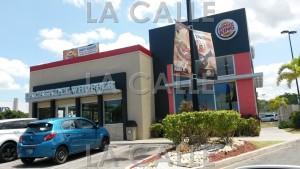 El Burger King del Mayagüez Mall nunca había sido asaltado (Foto LA CALLE Digital).