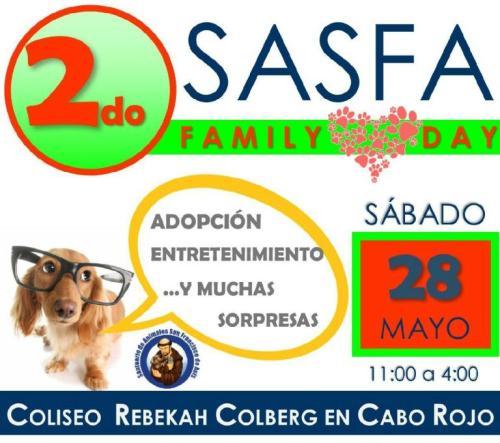 PROMO 2do Sasfa Family Day