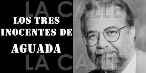 El licenciado José Miguel Sagardía Pérez, quien fue uno de los abogados en el proceso original, convocó una conferencia de prensa en el Colegio de Abogados (Archivo).