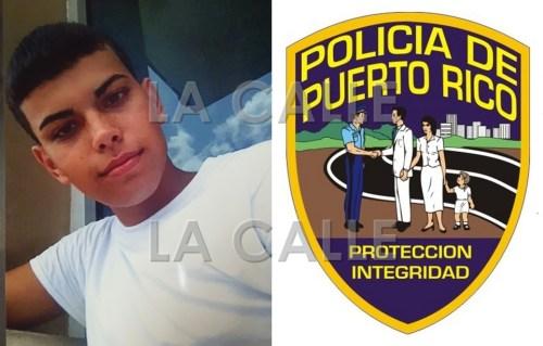 El menor Fernando Irizarry Berdecía está desaparecido desde el viernes del Hogar Crea de Isabela (Suministrada Policía).