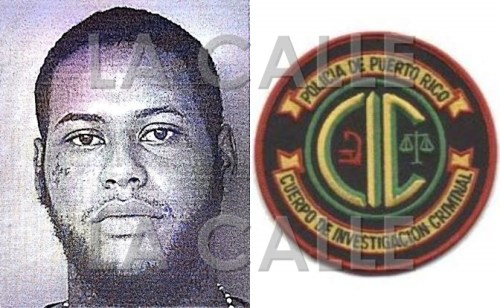 """La Policía vinculó a Leoned Curet con la """"Ganga de los Payasos"""" (Suministrada Policía)."""