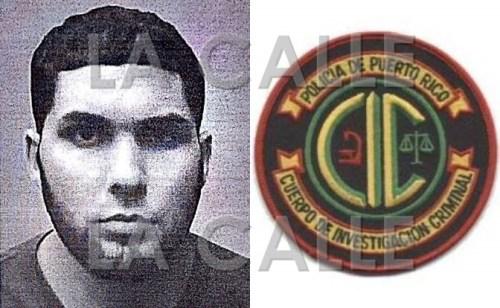 Foto de la ficha de Ricardo Toro Santiago (Suministrada Policía).