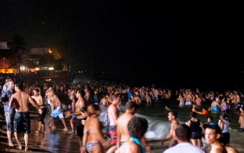 Las autoridades confirmaron la presencia de agentes en las playas más concurridas (Archivo).
