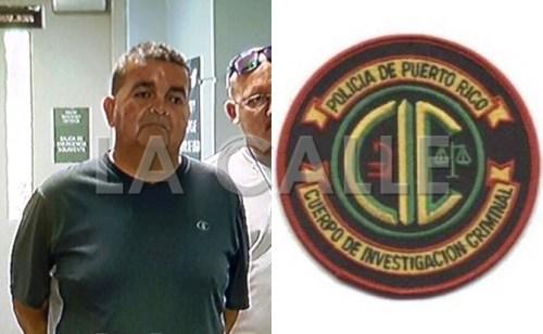 Rivera Carrero no pudo pagar una fianza de $1 millón 200 mil que se le impuso.