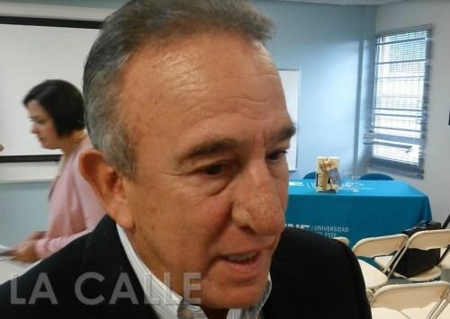 Manuel Cidre, candidato independiente a gobernador (Foto LA CALLE Digital).