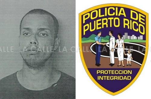 Foto de la ficha de Michael Vargas Figueroa (Suministrada Policía).