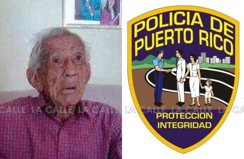Foto de Don Miguel Rodríguez Ávila (Suministrada Policía).