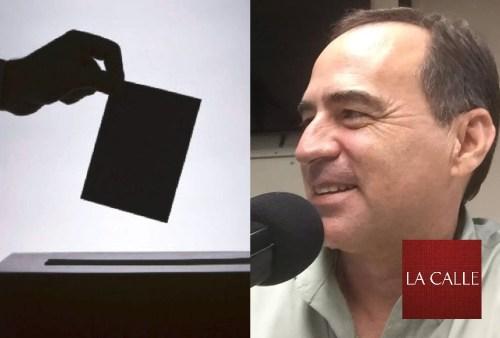 El licenciado Alfredo Ocasio ofrece su pronóstico del resultado electoral del 8 de noviembre (Fotomontaje LA CALLE Digital).