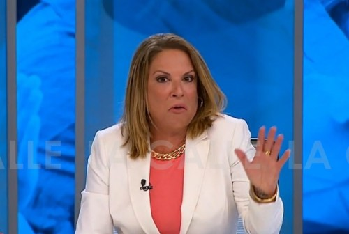 La doctora Ana María Polo en su programa (Captura de pantalla).