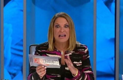 Televidentes exigen disculpas de la doctora Ana María Polo (Captura de pantalla).