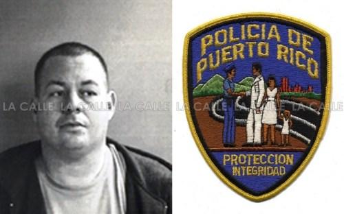 Foto de la ficha de Juan C. Badillo González (Suministrada Policía).
