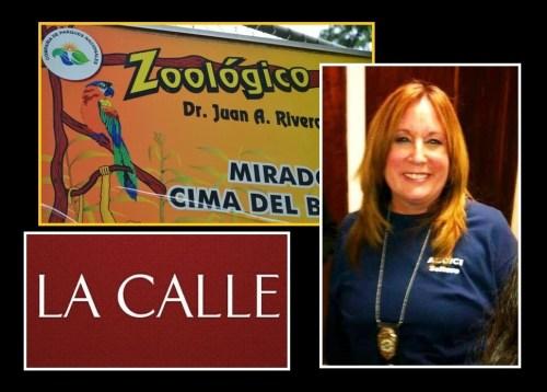 La meteoróloga y activista ambiental Susan Soltero hace serias denuncias sobre el Zoológico de Mayagüez.