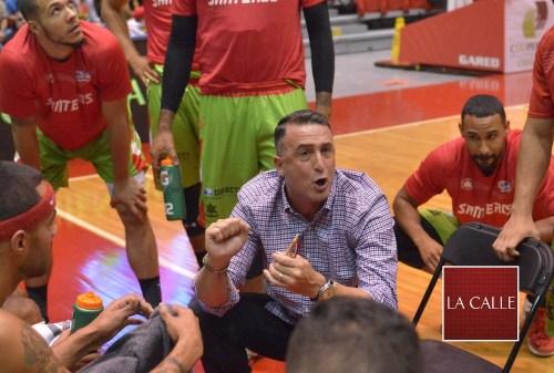 """Caanen es el nuevo """"coach"""" y gerente general de los Atléticos de San Germán (Suministrada/BSN)."""