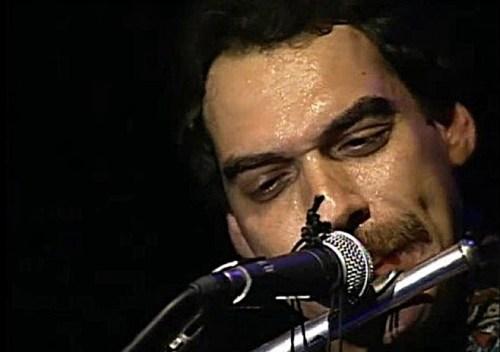 El flautista Dave Valentín (Captura de pantalla/YouTube).