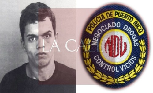 Foto de la ficha de Roberto L. Medina Medina (Suministrada/Policía).
