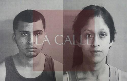 Fotos de las fichas de Roberto Zavala Díaz y Keisha Fernández Ortiz (Suministradas/Policía).