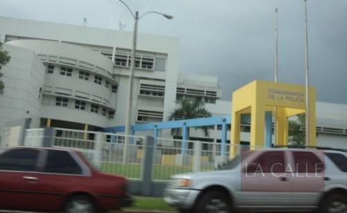 Edificio de la Comandancia de la Policía de Mayagüez (Archivo).