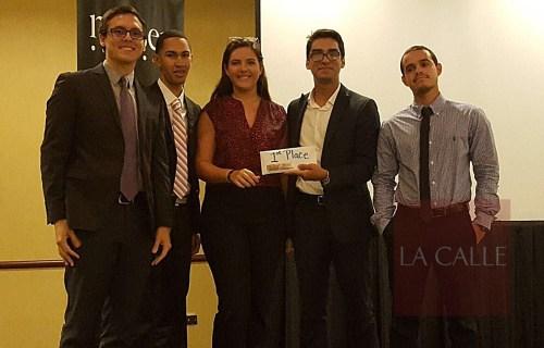 Grupo representativo del RUM en la Competencia Nielsen (Suministrada/Prensa RUM).