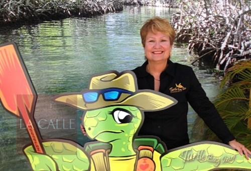 Zulma Rivera, nueva presidenta de la Asociación de Dueños de Paradores (Suministrada).