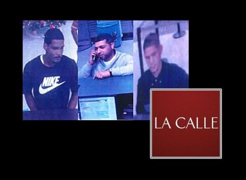 Estos son los sospechosos del fraude bancario (Suministradas/Policía).
