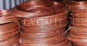 cables de cobre wm